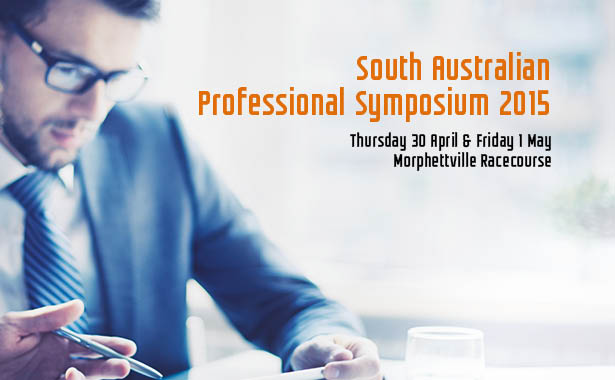 South Australian Professional Symposium 2015